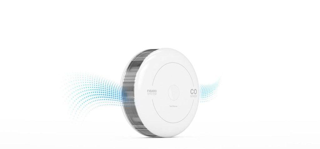 FIBARO CO Sensor, NCR Home Automation