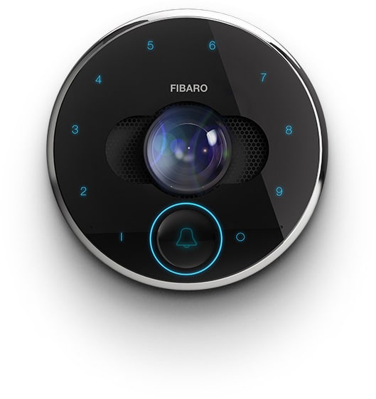 fibaro Intercom, Safety & Security, NCR Home Automation