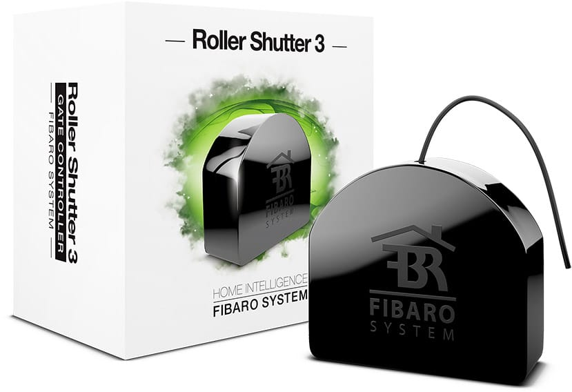 Fibaro Roller Shutter 3, NCR Home Automation