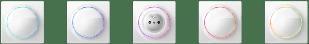 Fibaro Walli Line, NCR Home Automation