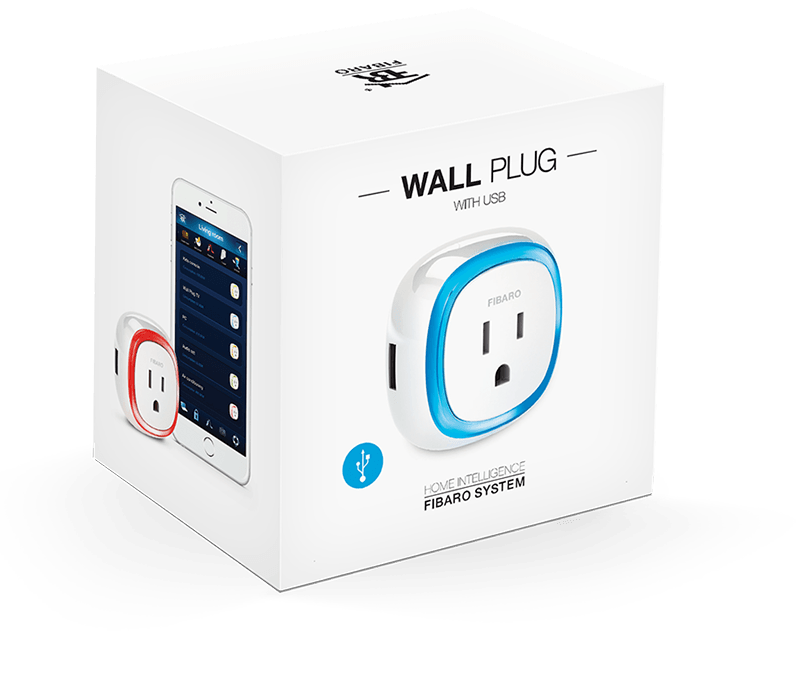 Wall Plug, Heating management, NCR Home Automation