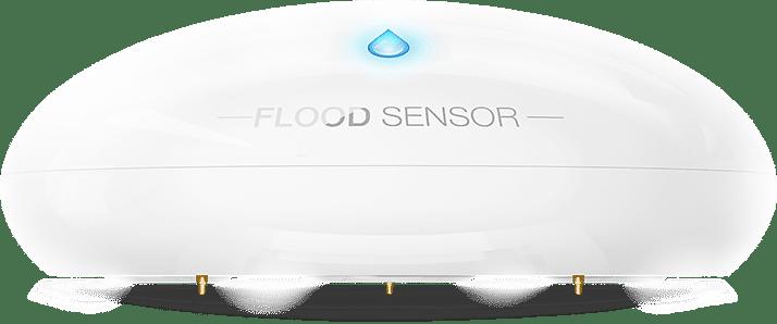 Fibaro Flood Sensor, NCR Home Automation